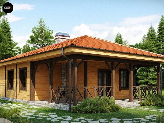 Каркасный дом проекта ts_i_13