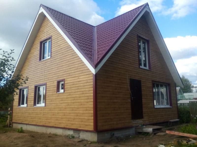 загородный дом на заказ